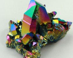 Aqua aura arco iris